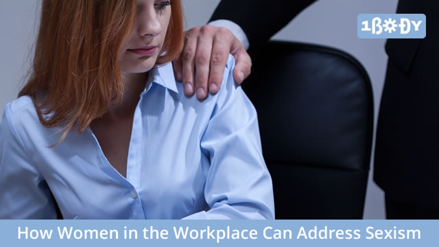 How Women in the Workplace Can Address Sexism