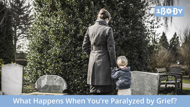 What Happens When You're Paralyzed by Grief?